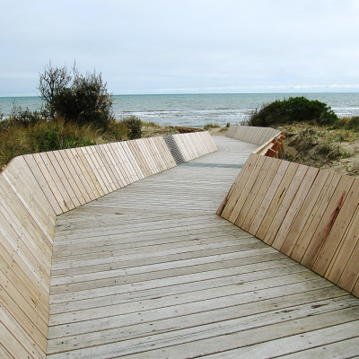Timber for Boardwalks