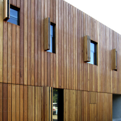 Solid Timber Cladding