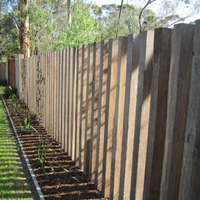Fencing and Landscape Timbers